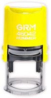 Изготовление печатей на автоматической оснастке  GRM Hummer 46042 Yellow