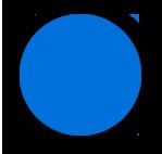 Синие чернила для печатей