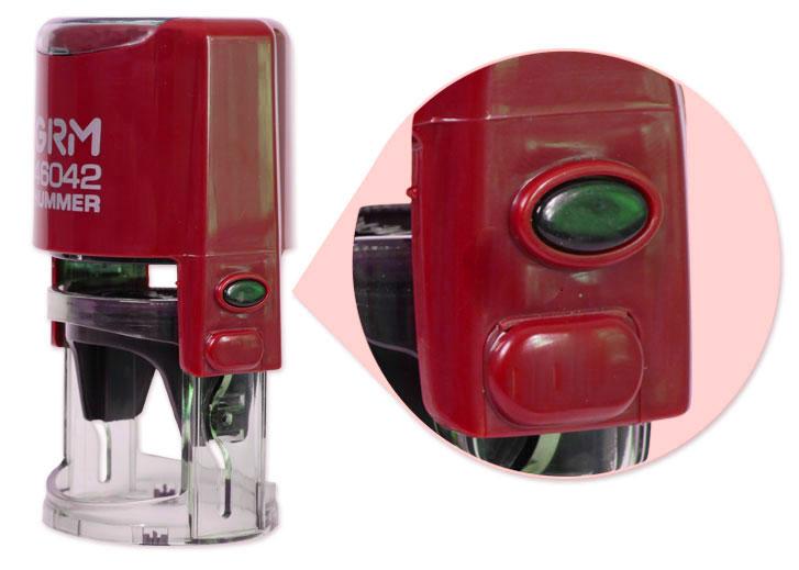 Изготолвение печати на автоматической оснастке